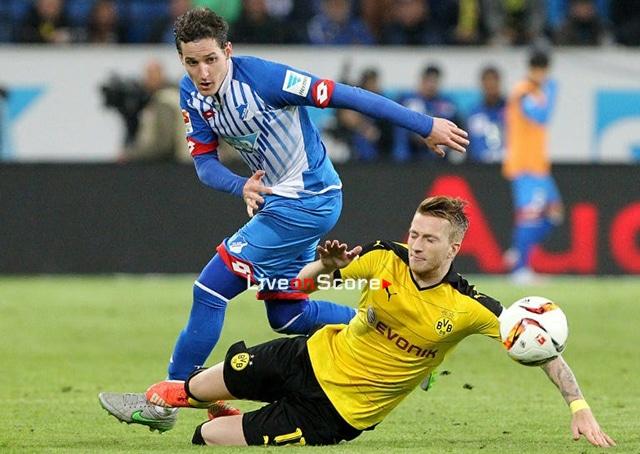 Hoffenheim Dortmund Live