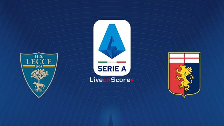 Lecce vs Genoa Preview and Prediction Live stream Serie Tim A  2019/2020