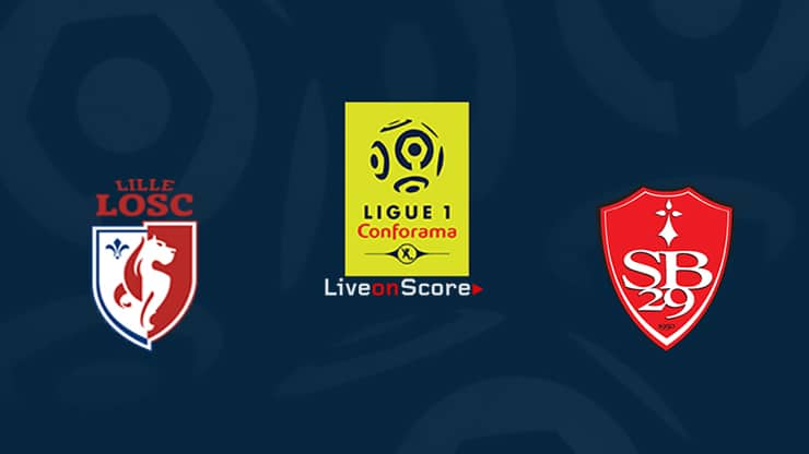Lille vs Brest Preview and Prediction Live stream Ligue 1  2019/2020