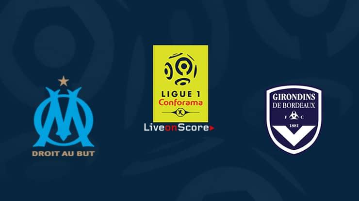 Marseille vs Bordeaux Preview and Prediction Live stream Ligue 1  2019/2020