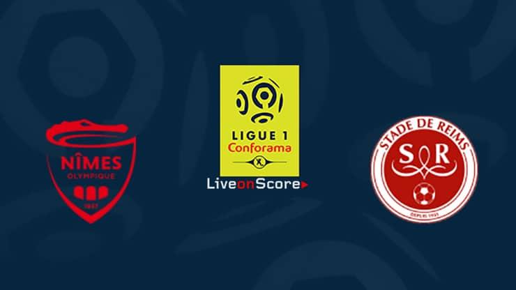 Nimes vs Reims Preview and Prediction Live stream Ligue 1  2019/2020