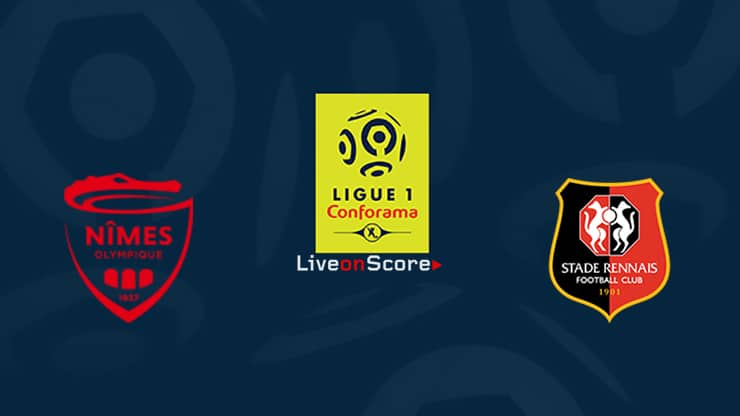 Nimes vs Rennes Preview and Prediction Live stream Ligue 1  2019/2020