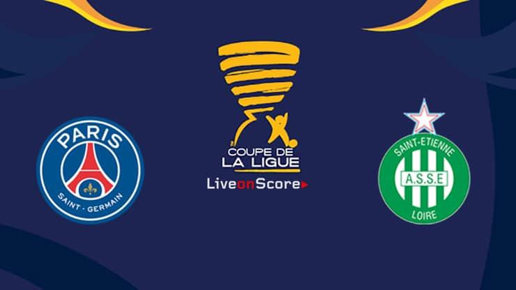 Paris SG Vs St Etienne Preview And Prediction Live Stream Coupe De La Ligue