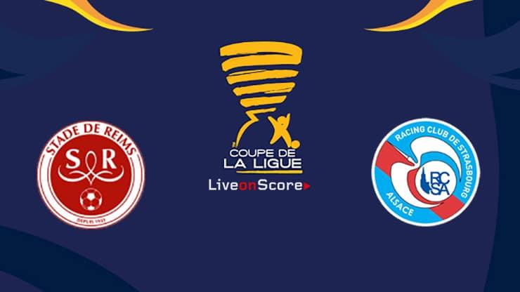 Reims Vs Strasbourg Preview And Prediction Live Stream Coupe De La Ligue 1 4 Finals 2020