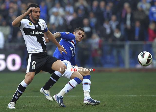Sampdoria vs Parma Preview and Prediction Live stream