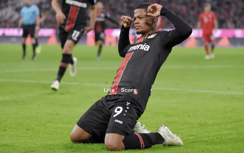 Leon Bailey roars again in Bayer Leverkusen's excellent win over Bayern Munich