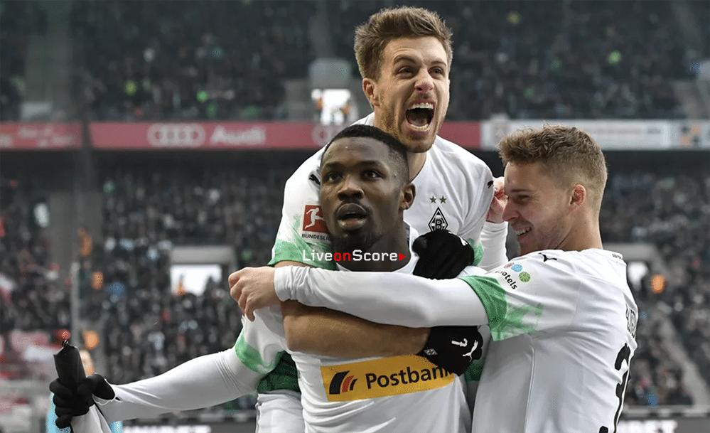 Borussia Mönchengladbach's Marcus Thuram: No title favourite in the Bundesliga