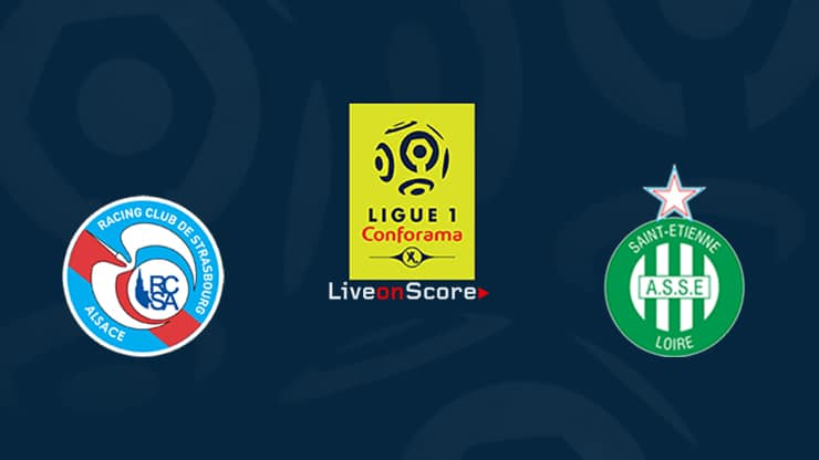 Strasbourg vs St Etienne Preview and Prediction Live stream Ligue 1  2019/2020