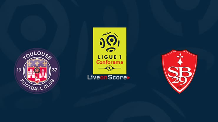 Toulouse vs Brest Preview and Prediction Live stream Ligue 1  2019/2020