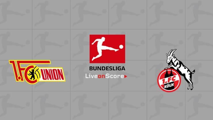 Union Berlin vs FC Koln Preview and Prediction Live stream Bundesliga 2019/2020