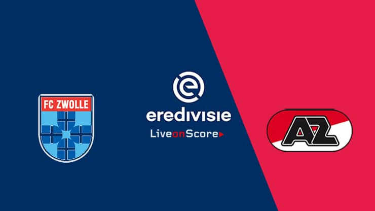 Zwolle vs AZ Alkmaar Preview and Prediction Live stream – Eredivisie 2019/2020