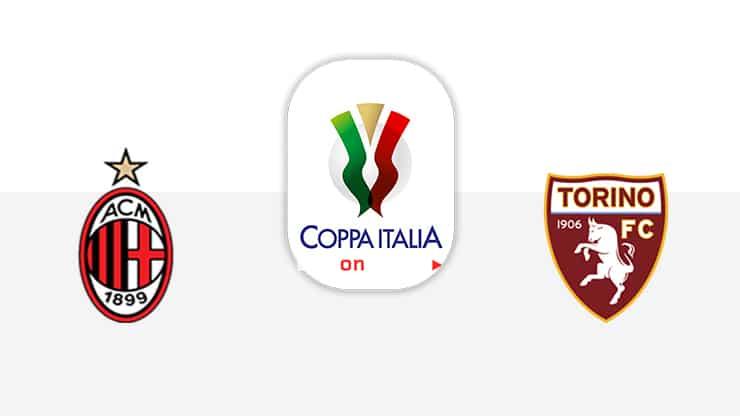 AC Milan vs Torino Preview and Prediction Live Stream Coppa Italia 1/4 Finals 2020