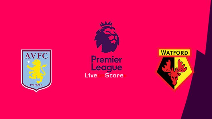 Aston Villa vs Watford Preview and Prediction Live stream Premier League 2019/2020