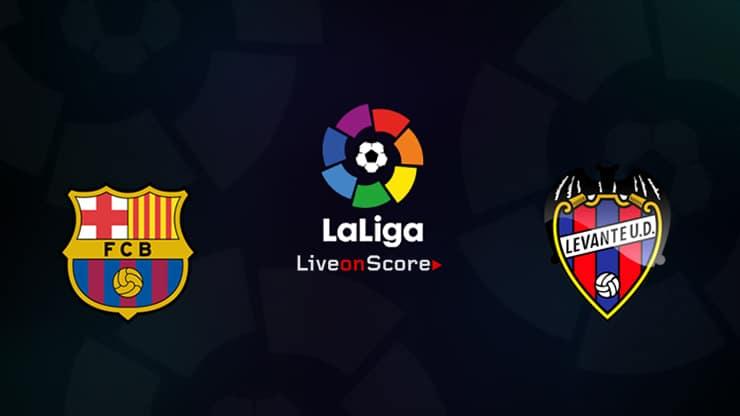 Barcelona vs Levante Preview and Prediction Live stream LaLiga Santander 2020