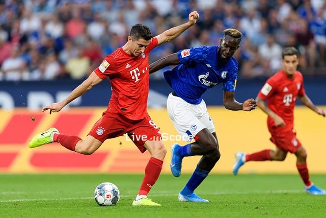 Schalke Bayern Live Tv
