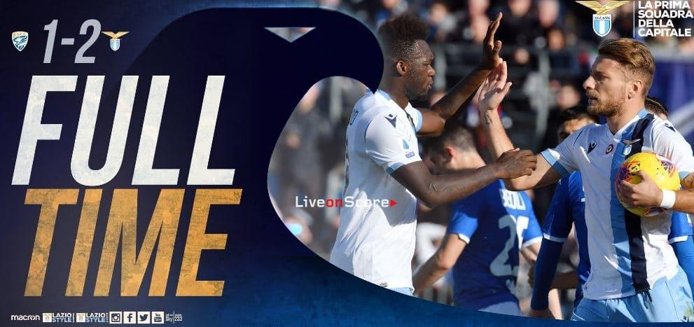 Brescia 1-2 Lazio Full Highlight Video – Serie Tim A
