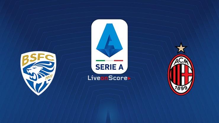 Brescia vs AC Milan Preview and Prediction Live stream Serie Tim A  2020
