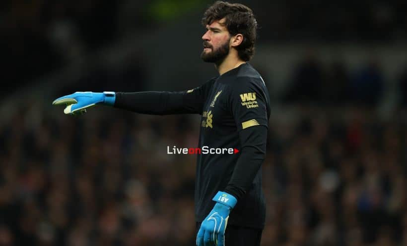 Alisson Becker on clean sheets, Firmino infuence and the title race