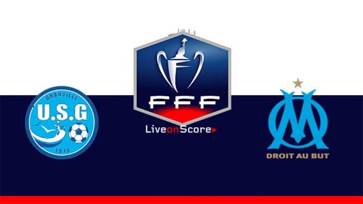 Granville vs Marseille Preview and Prediction Live stream Coupe de France 2020