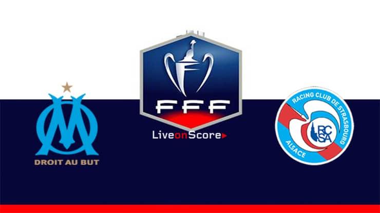 Marseille vs Strasbourg Preview and Prediction Live stream Coupe de France 2020