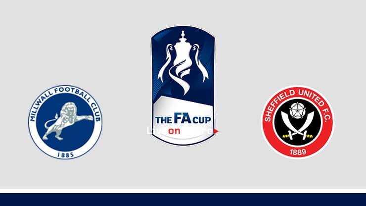 Millwall vs Sheffield Utd Preview and Prediction Live stream Fa Cup 2020