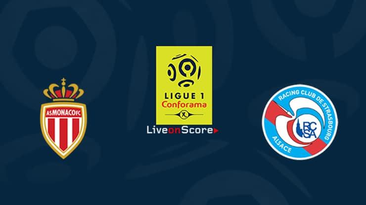 Monaco vs Strasbourg Preview and Prediction Live stream Ligue 1  2020