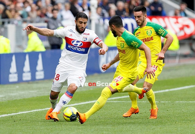 Nantes vs lyon betting namecoins to bitcoins news
