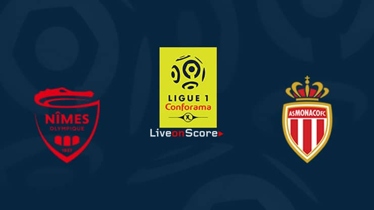 Nimes vs Monaco Preview and Prediction Live stream Ligue 1  2020