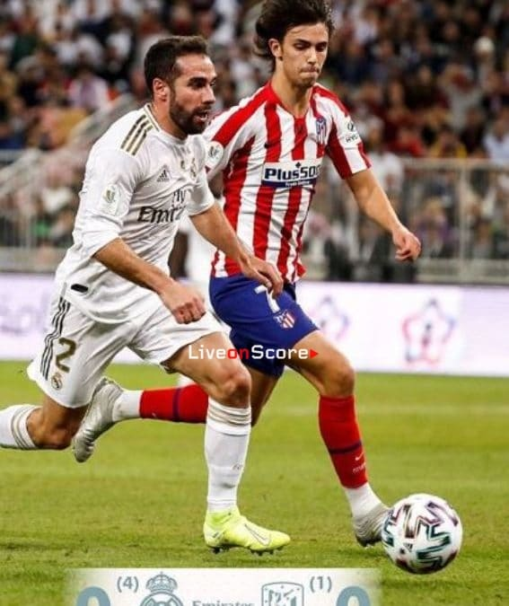 Real Madrid 0-0 (P4-1) Atletico Madrid Full Highlight Video – Super Cup