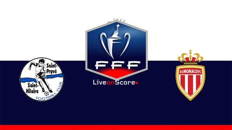 Saint-Pryve vs Monaco Preview and Prediction Live stream Coupe de France 2020