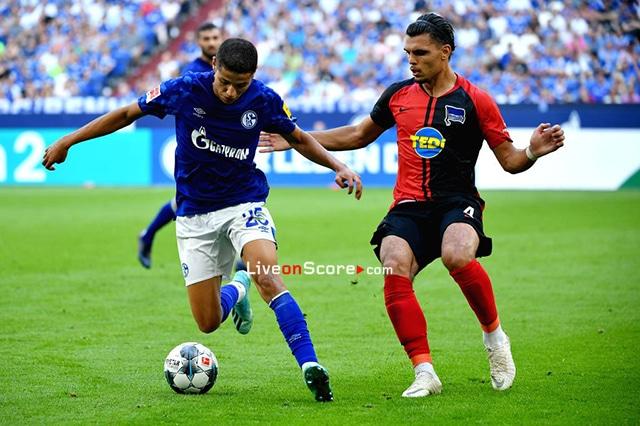 Schalke Berlin 2020