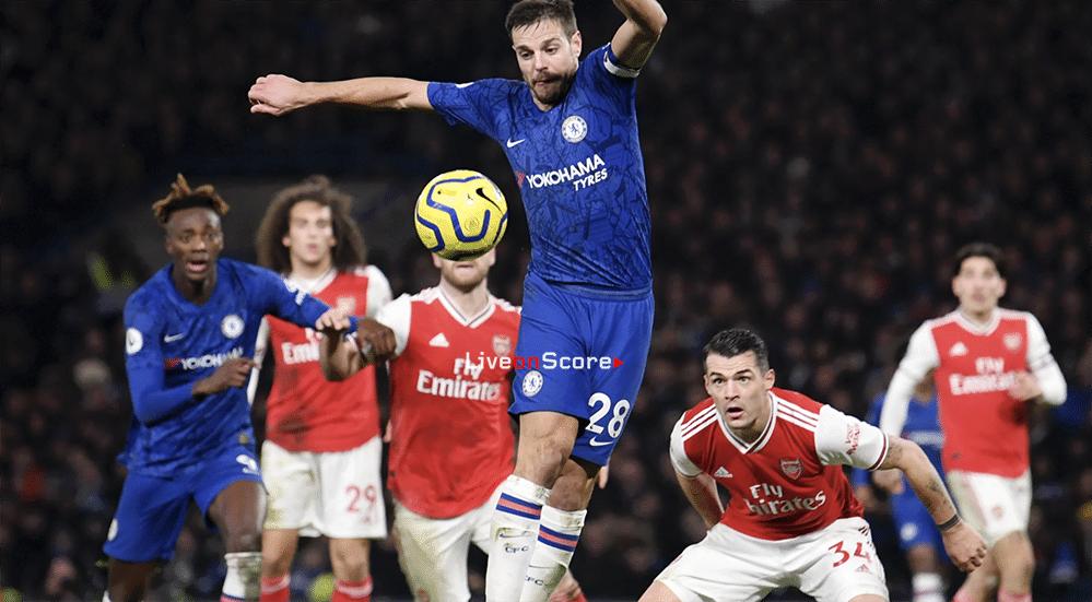 Match report: Chelsea – Arsenal