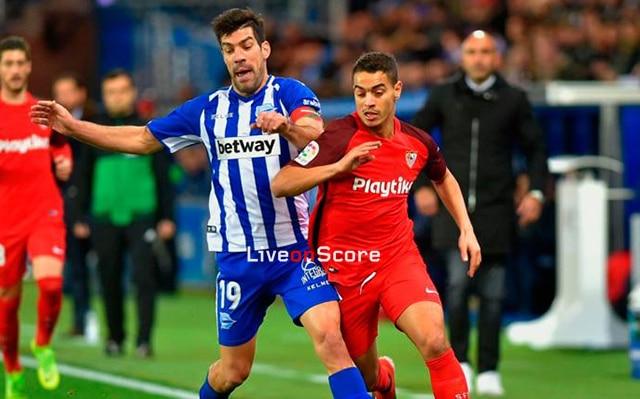 Sevilla Vs Alaves Preview And Prediction Live Stream Laliga Santander 2020