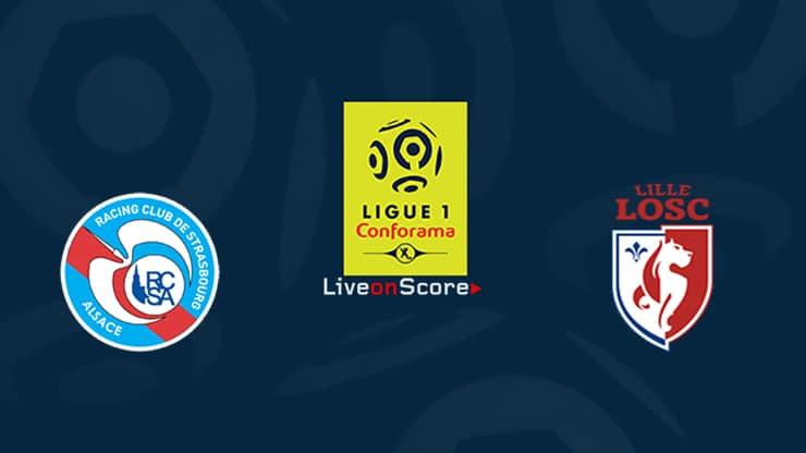 Strasbourg vs Lille Preview and Prediction Live stream Ligue 1  2020