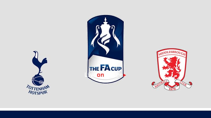 Tottenham vs Middlesbrough Preview and Prediction Live stream Fa Cup 2020