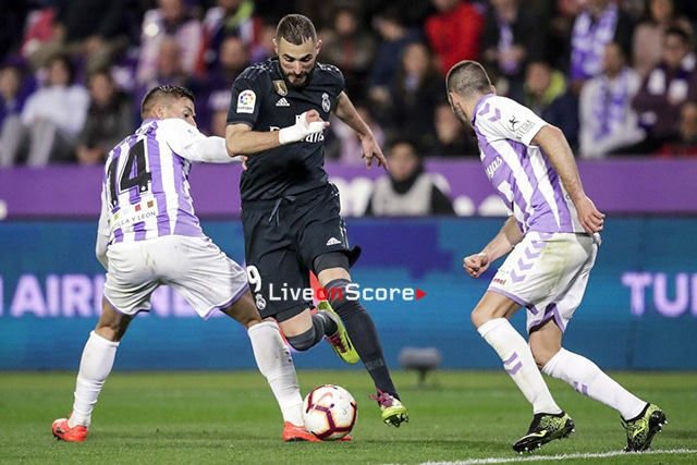 Valladolid Vs Real Madrid Preview And Prediction Live Stream