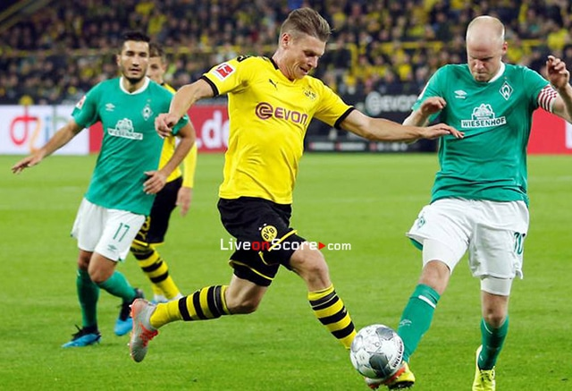 Bremen Dortmund Live
