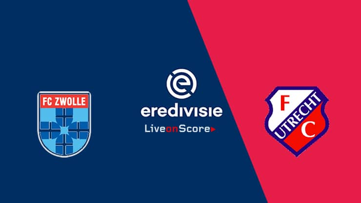 Zwolle vs Utrecht Preview and Prediction Live stream – Eredivisie 2019/2020
