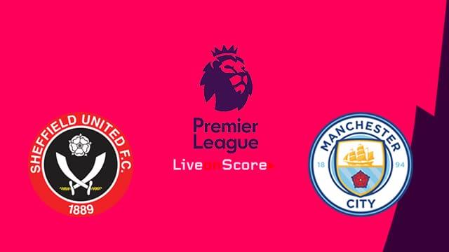 Sheffield Utd vs Manchester City Preview and Prediction Live stream Premier League 2019/2020