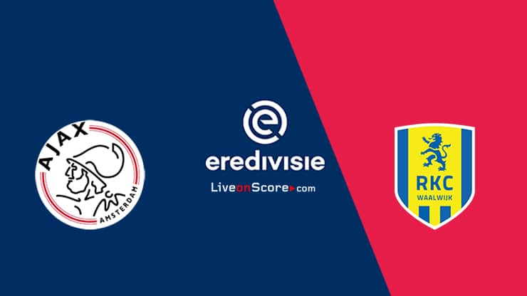 Ajax vs Waalwijk Preview and Prediction Live stream – Eredivisie 2020