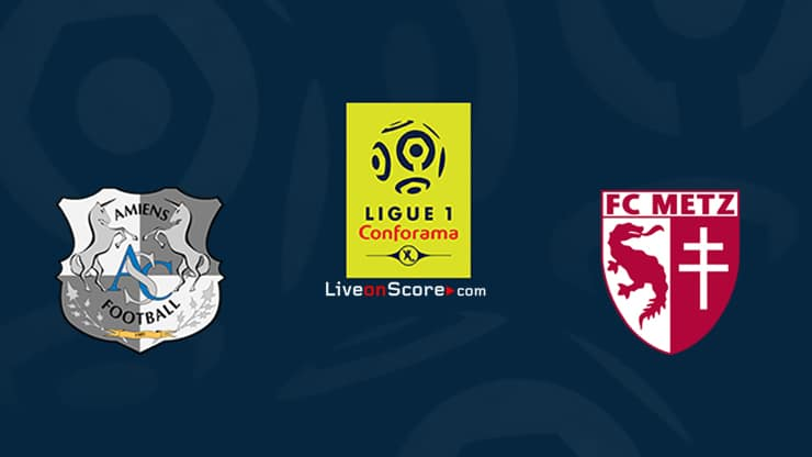 Amiens vs Metz Preview and Prediction Live stream Ligue 1 2020