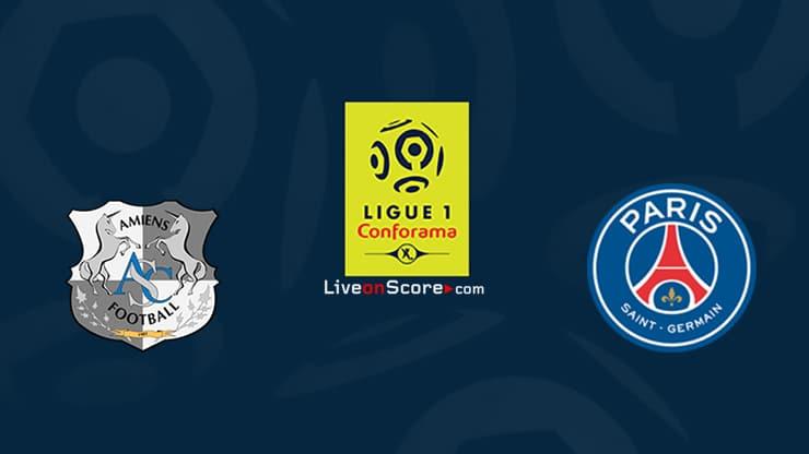 Amiens vs Paris SG Preview and Prediction Live stream Ligue 1 2020