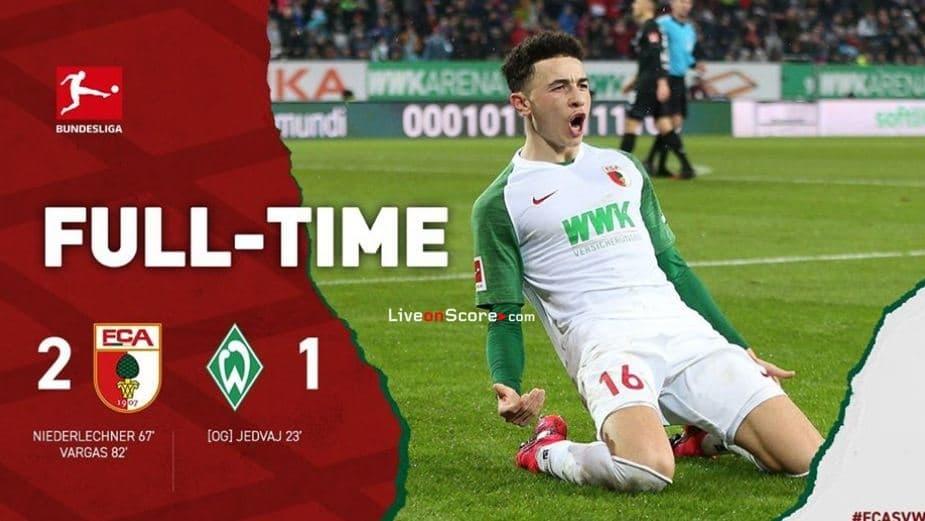Werder Augsburg Stream