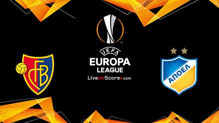 Basel vs APOEL Preview and Prediction Live stream UEFA Europa League 1/16 Finals  2020