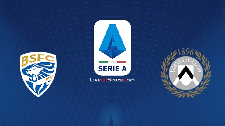 Brescia vs Udinese Preview and Prediction Live stream Serie Tim A  2020