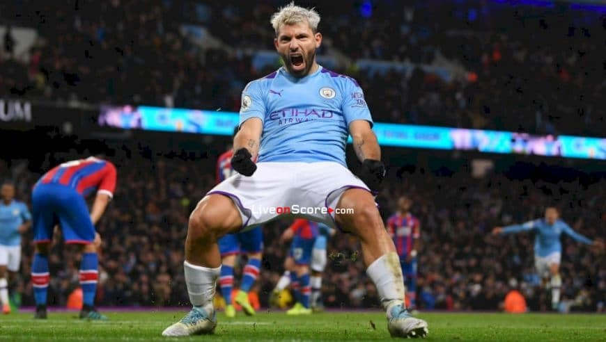 Aguero now the complete striker – says Francis Lee