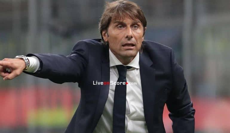 """Conte: """"Napoli closed off all the space"""""""
