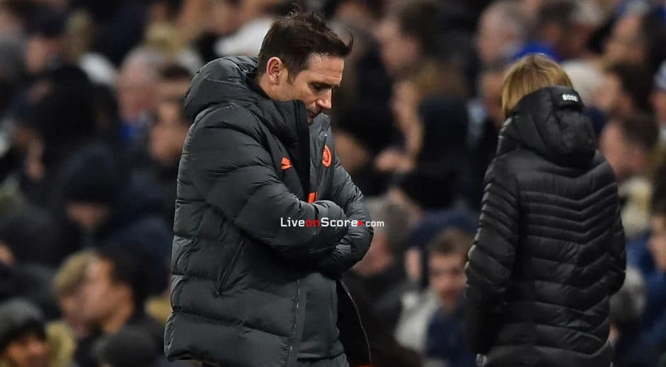 Frank Lampard felt tonight's defeat to Bayern Munich