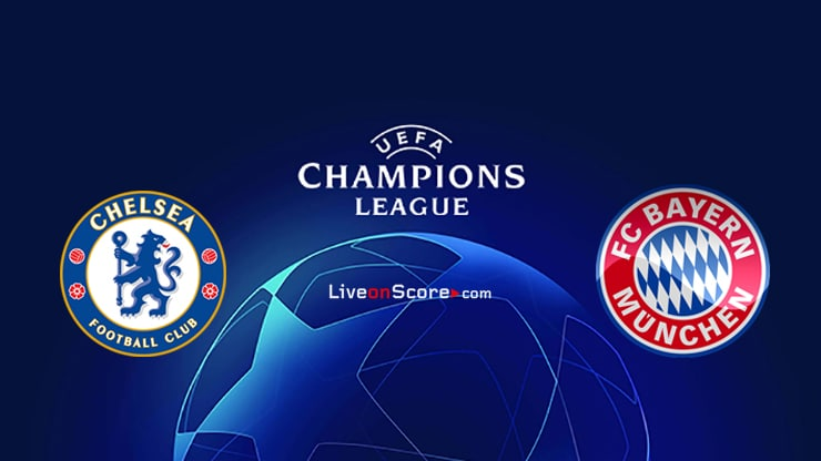 Chelsea vs Bayern Munich Preview and Prediction Live stream UEFA Champions League 1/8 Finals  2020