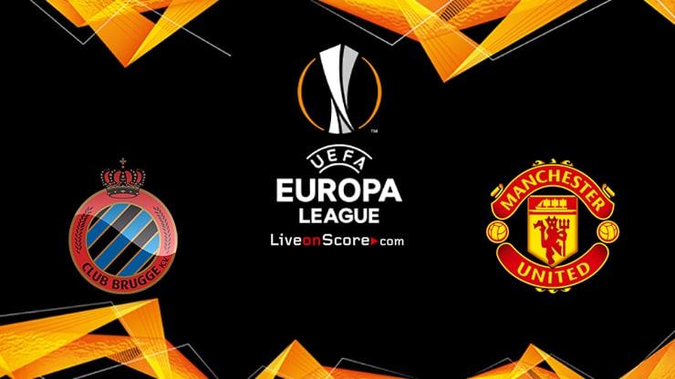 Club Brugge KV vs Manchester Utd Preview and Prediction Live stream UEFA Europa League 1/16 Finals  2020